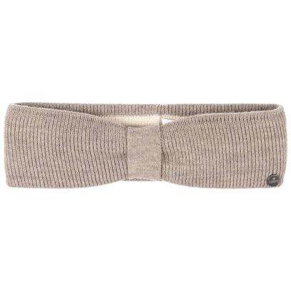 Lierys Lazo Damen Stirnband Headband Strick Ohrenschützer Ohrenwärmer Schurwolle - Bild 1