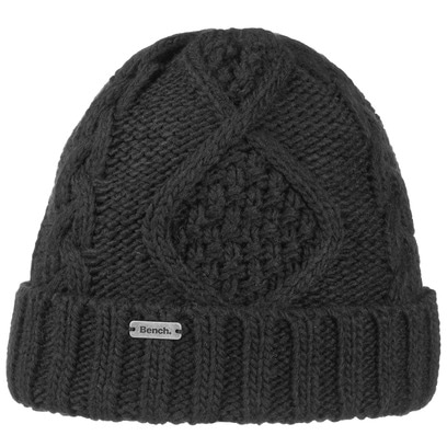 Bench Careen Strickmütze Mütze Damenmütze Umschlagmütze Wintermütze mit Umschlag Knit Hat - Bild 1
