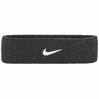 Nike Swoosh Headband Stirnband Baumwoll-Stirnband Ohrenschutz Tennis-Stirnband Jogging Running - Bild 1