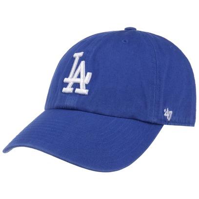 47 Brand Clean Up LA Dodgers Cap Basecap Baseballcap Kappe Baumwollcap MLB Strapback - Bild 1