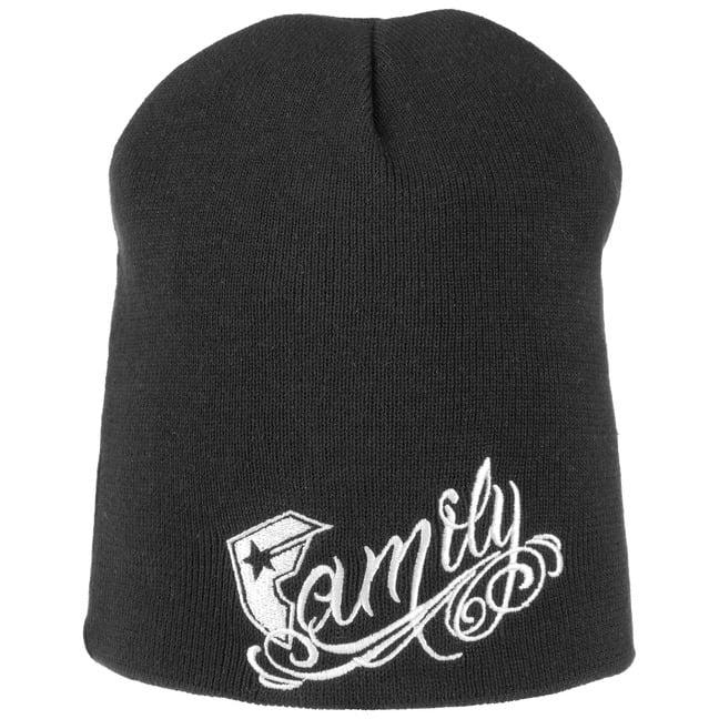 Family Beanie Mütze Wintermütze Strickmütze