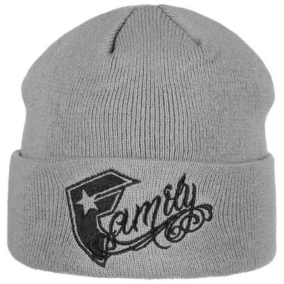 Family Beanie Umschlagmütze Strickmütze Mütze Wintermütze - Bild 1