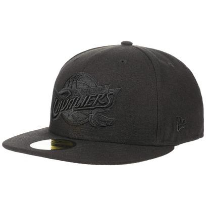 New Era 59Fifty Cleveland Cavs BOB Cap Flat Brim Flatbrim Basecap Baseballcap Kappe NBA