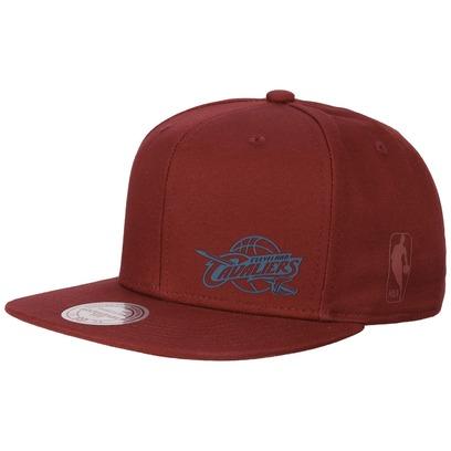 Mitchell & Ness Absolute Cavs Cap Flatbrim Flat Brim Snapback Basecap Baseballcap Kappe