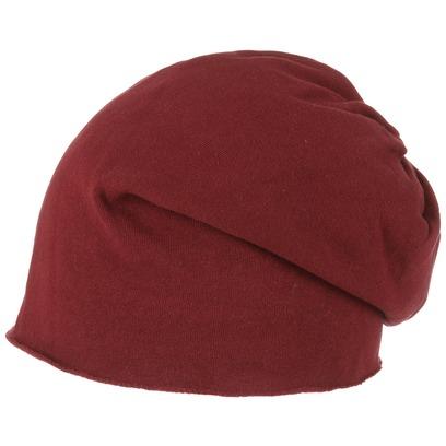 Doozy Jersey Beanie Baumwollbeanie Indoorbeanie Baumwollmütze Mütze Oversize - Bild 1