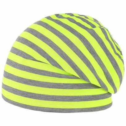 Hashtag Jersey Beanie Long Beaniemütze Mütze Streifenmütze - Bild 1