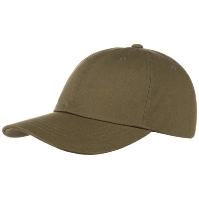 Low Profile Cotton Strapback Cap Basecap Baseballcap Kappe Baumwollcap