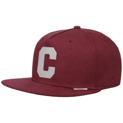 Converse Translucent C Snapback Cap Flat Brim Flatbrim Basecap Baseballcap Kappe - Bild 1