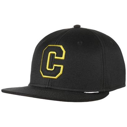 Converse C Snapback Cap Flatbrim Flat Brim Basecap Baseballcap Kappe - Bild 1