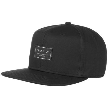Daily Club Snapback Cap Flatbrim Basecap Flat Brim Baseballcap Baumwollcap Kappe iriedaily - Bild 1