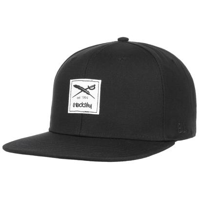 Daily Flag 2 Snapback Cap Flat Brim Basecap Baseballcap Flatbrim Baumwollcap Kappe iriedaily - Bild 1