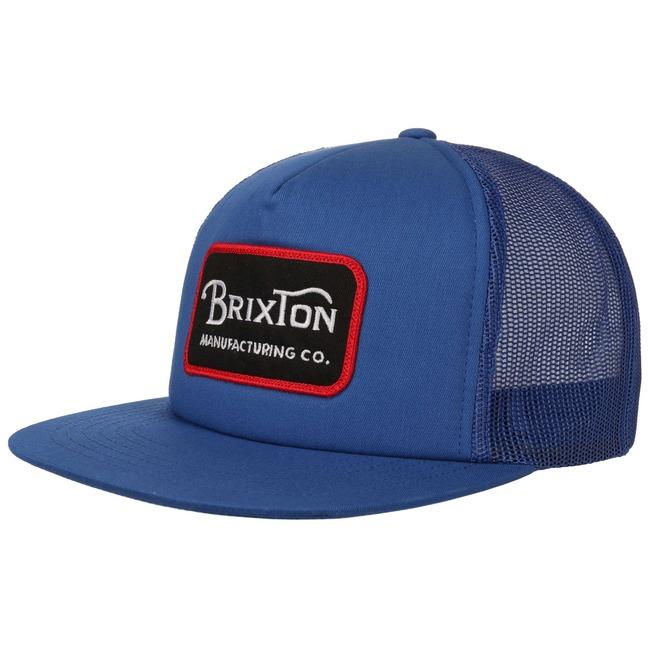 Brixton Trucker Cap Grade Mesh Meshcap Basecap ...