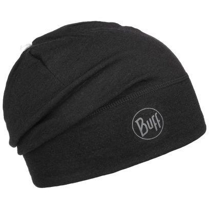 BUFF Merino Wool One-Layer Beanie Mütze Skimütze Wintermütze Wollmütze Merinomütze - Bild 1