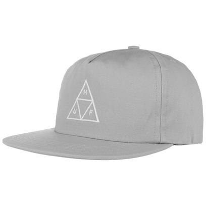 Triangle Unstructured Snapback Cap Basecap Baseballcap Kappe HUF