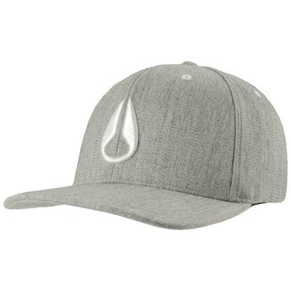 Deep Down Flexfit Cap Fitted Basecap Baseballcap Kappe Fullcap Baseballmütze Nixon - Bild 1