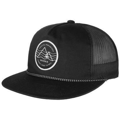 Discovery Trucker Cap Truckercap Meshcap Mesh Cap Basecap Baseballcap Baseballkappe Kappe Nixon - Bild 1