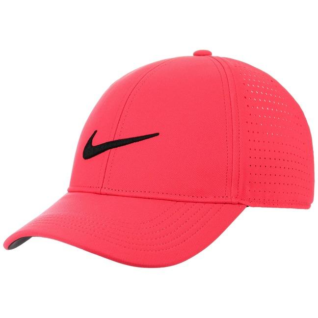 Nike Legacy 91 Perf Strapback Cap Sportcap Tennis-Cap Basecap Fitness Jogging Running Performance