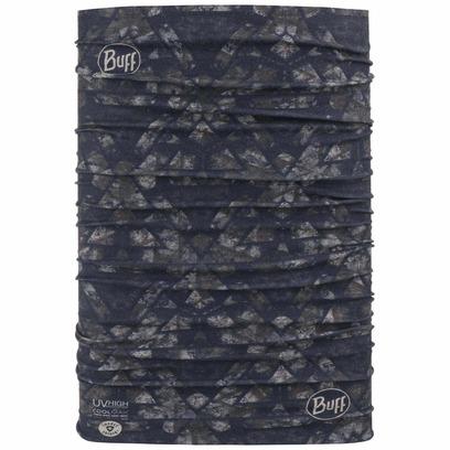 Multifunktionstuch Inugami Blue Mufutu Multifunktionsbandana Bandana Stirnband Schal Tuch Buff