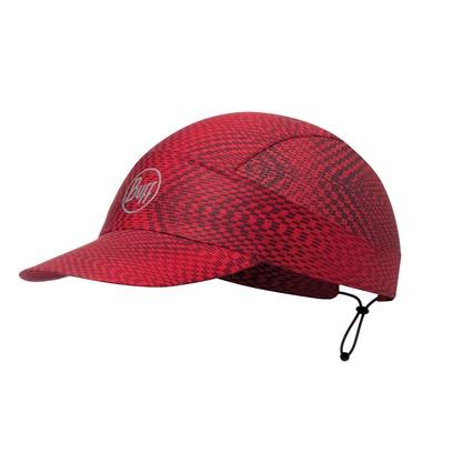 BUFF R-Jam Red Pack Run Performance Cap Sportcap Jogging Running Fitness Outdoorcap UV-Schutz - Bild 1