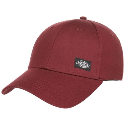 Dickies Morrilton Fullcap Cap Kappe Fitted Basebcallcap Basecap Baumwollcap Baseballkappe - Bild 1