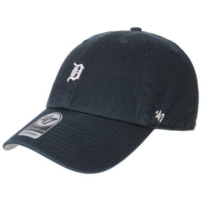 47 Brand Abate Tigers Strapback Cap Basecap Baseballcap MLB Baseballkappe Baumwollcap Dad Hat - Bild 1