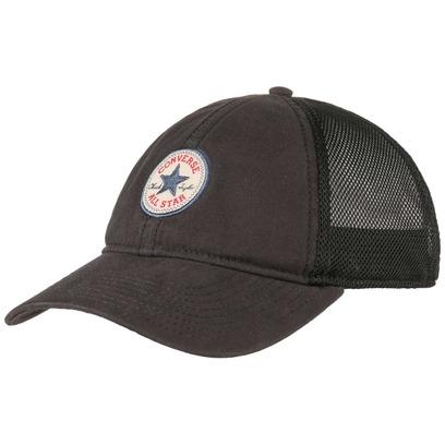 Converse Core Washed Trucker Cap Truckercap Meshcap Mesh Basecap Baseballcap Kappe - Bild 1