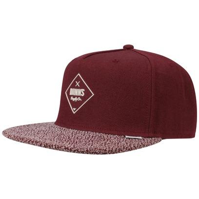 Djinns Squeeze IV 5P Snapback Cap Flatbrim Flat Brim Basecap Kappe Baseballcap Baseballkappe - Bild 1