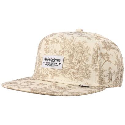Djinns We Love Ugly Flat Snapback Cap Flatbrim Basecap Baseballcap Kappe - Bild 1