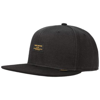 Djinns Hemp 6P Snapback Cap Flatbrim Flat Brim Basecap Baseballcap Kappe - Bild 1