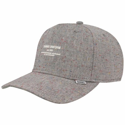 Djinns 5P Spotted Linen Strapback Cap Basecap Baseballcap Baseballkappe Kappe Baumwollcap - Bild 1