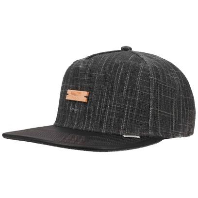Djinns IndoLin 5P Snapback Cap Flat Brim Flatbrim Basecap Baseballcap Kappe - Bild 1