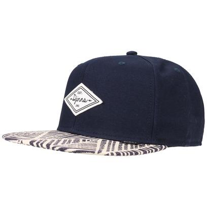 Djinns Alopa 6P Snapback Cap Flat Brim Flatbrim Basecap Baseballcap Kappe - Bild 1
