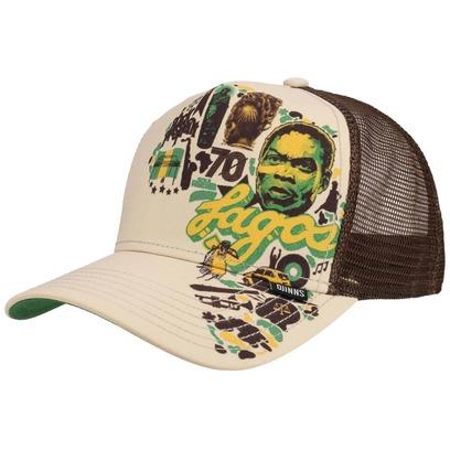Djinns Lagos HFT 101 Trucker Cap Truckercap Meshcap Mesh Basecap Baseballcap Kappe - Bild 1