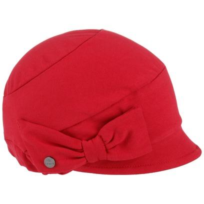 Lierys Tilda Baumwollmütze mit Schleife Damenmütze Sommermütze Mütze Damenkappe Baumwollkappe - Bild 1