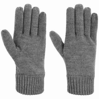 Lipodo Thinsulate 3M Strickhandschuhe Handschuhe Fingerhandschuhe mit Fleecefutter - Bild 1