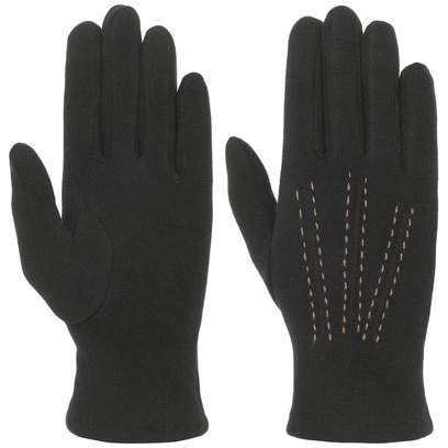 Teddy Lining Damenhandschuhe Handschuhe Fingerhandschuhe mit Fleecefutter Baumwollhandschuhe