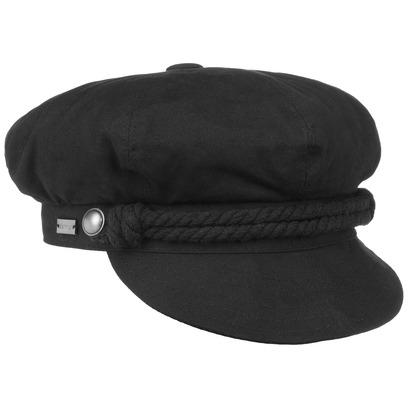 Damen Elbseglermütze Baumwollmütze Kapitänsmütze Damencap Damenmütze Ballonmütze Schildmütze Betmar - Bild 1