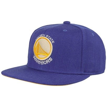 Mitchell & Ness Heather Warriors Cap Basecap Baseballcap Kappe Baseballmütze