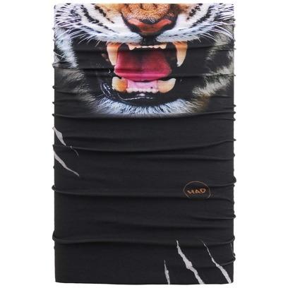 Multifunktionstuch Tiger Mufutu Multifunktionsbandana Bandana Stirnband Halstuch H.A.D. - Bild 1