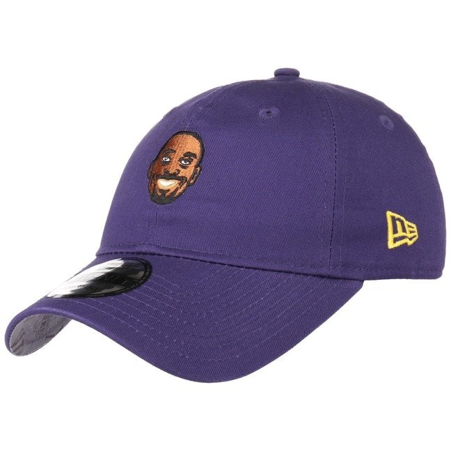 Felixsee Angebote New Era 9Twenty Primary Head Bryant Cap Los Angeles Lakers Basecap Baseballcap NBA Dad Hat