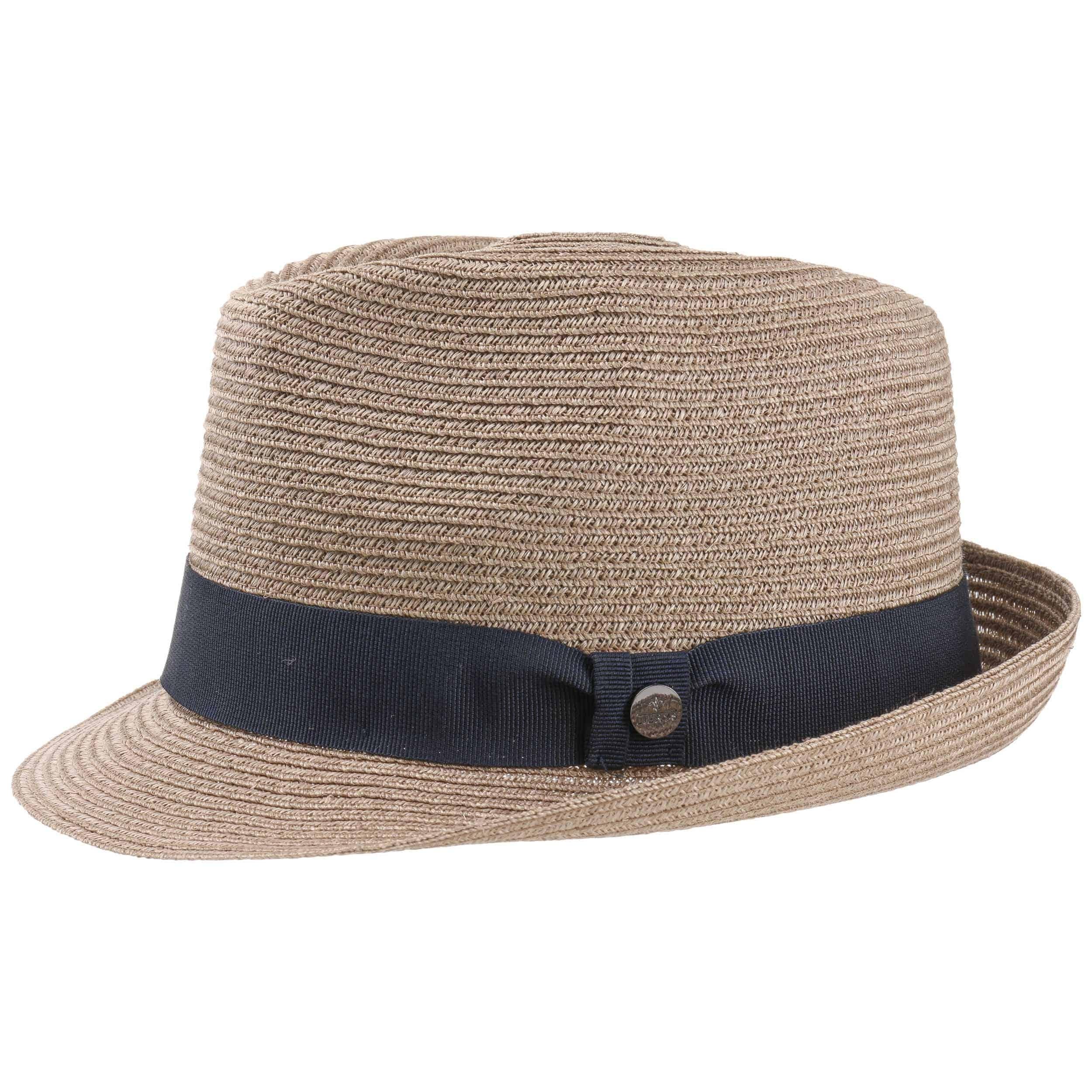 Lavito Trilby Hemp Hat by Lierys Sun hats Lierys gPEy4zRUiE