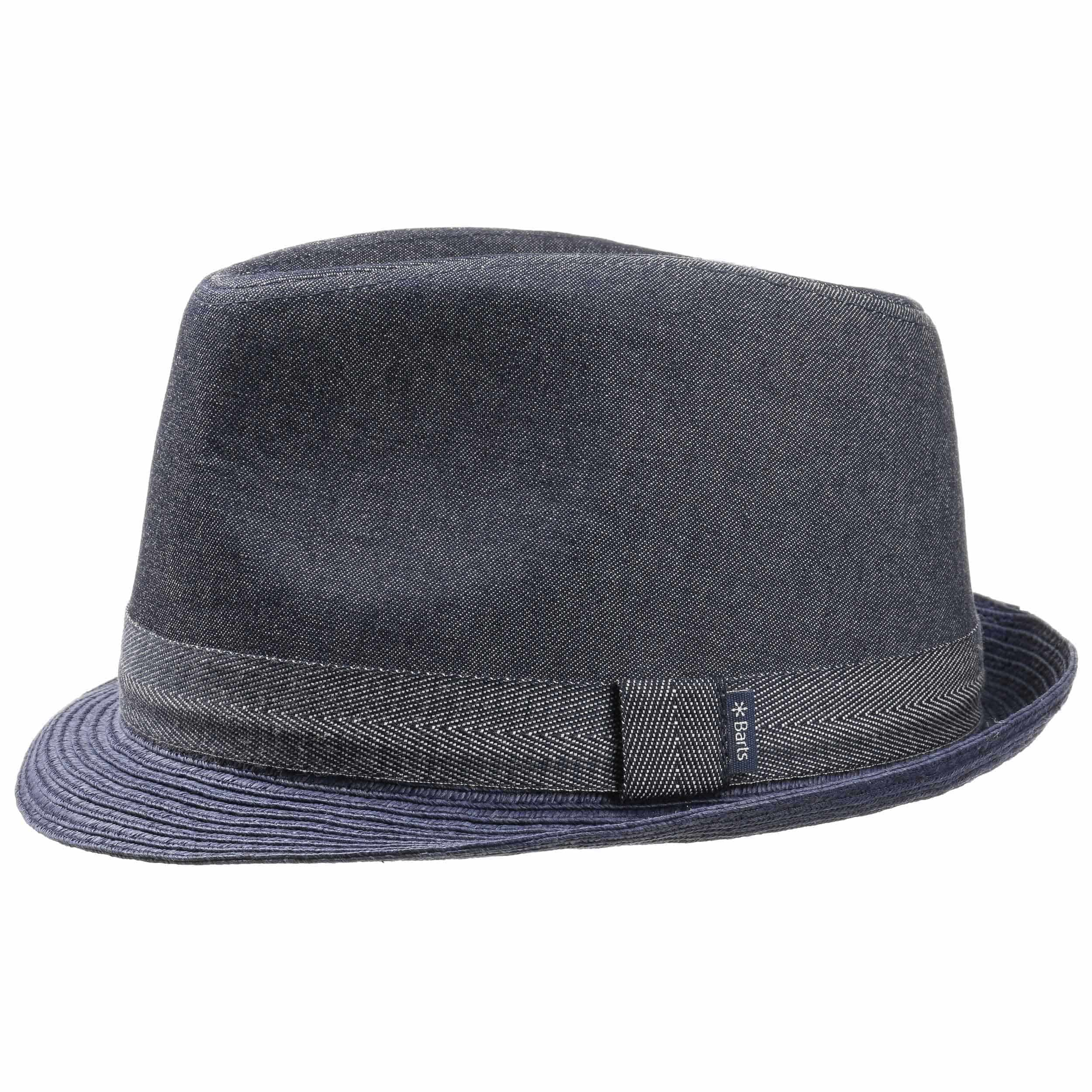 b76be7ad4bf9e Canza Denim Trilby Hat by Barts