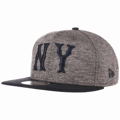 New Era 9Fifty Mix NY Highlanders Cap Flatbrim Flat Brim Basecap Baseballcap Kappe New York