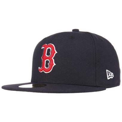 59Fifty TSF Boston Red Sox Cap Fitted Basecap Baseballcap Kappe Baseballkappe MLB New Era