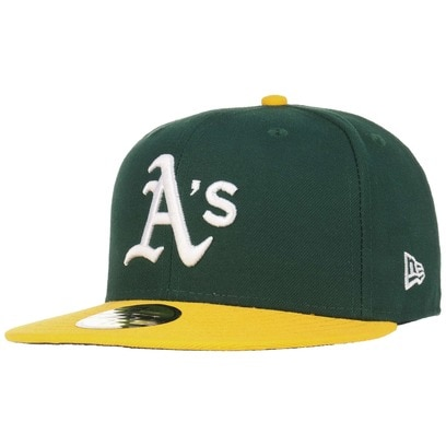 New Era 59Fifty TSF Oakland A´s Cap Basecap Baseballcap Baseballkappe Kappe Athletics MLB