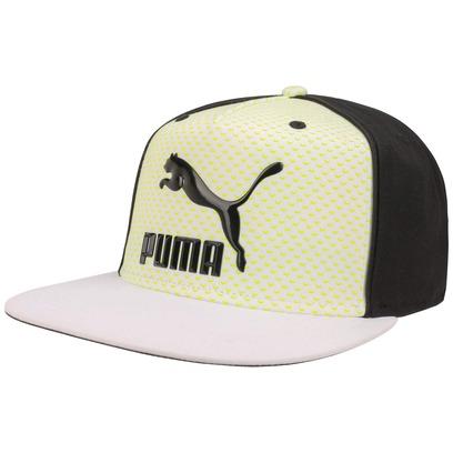 PUMA New LS Deluxe Strapback Cap Basecap Baseballcap Sportcap Kappe Mütze