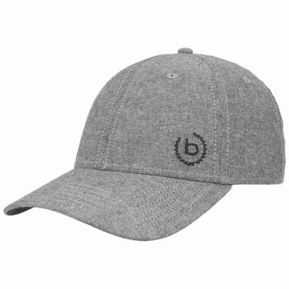 bugatti Cotton Basic Baseballcap Cap Kappe Baumwollcap Klettverschluss Basecap Mütze Schirmcap