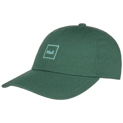 Domestic Box Logo Strapback Cap Basecap Baseballcap Kappe Baumwollcap HUF - Bild 1