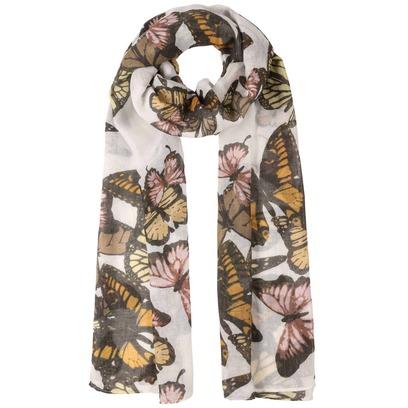 Passigatti Butterfly Sommerschal Damenschal Schal Tuch Sommertuch Damentuch