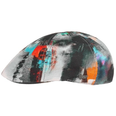 Stetson Texas Multicolour Flatcap Schirmmütze Sommercap Sonnencap Sommermütze Herrencap Cap Kappe - Bild 1